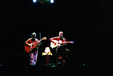 Dave and Tim in Concert (25.1K)